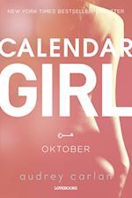 Calendar Girl: Oktober af Audrey Carlan