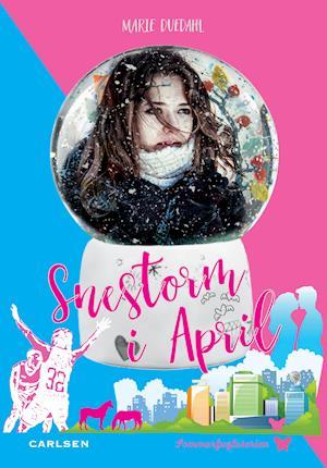 Snestorm i April af Marie Duedahl
