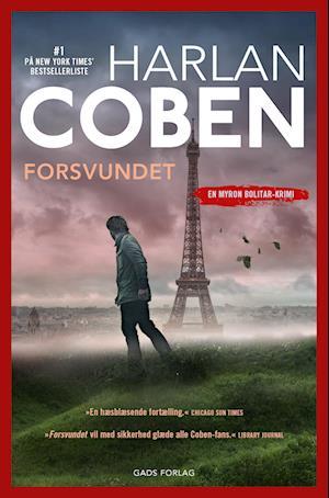 Forsvundet af Harlan Coben