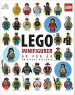 LEGO minifigurer af Daniel Lipkowitz, Gregory Farshtey