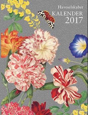Haveselskabet Kalender 2017 af Gyldendal