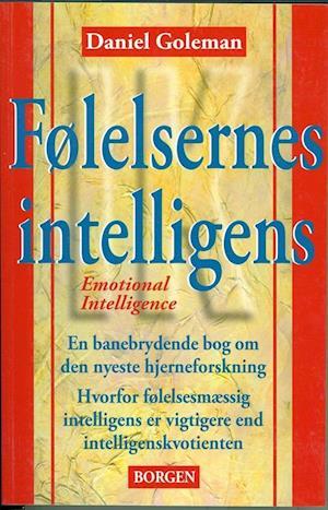 Følelsernes intelligens af Daniel Goleman