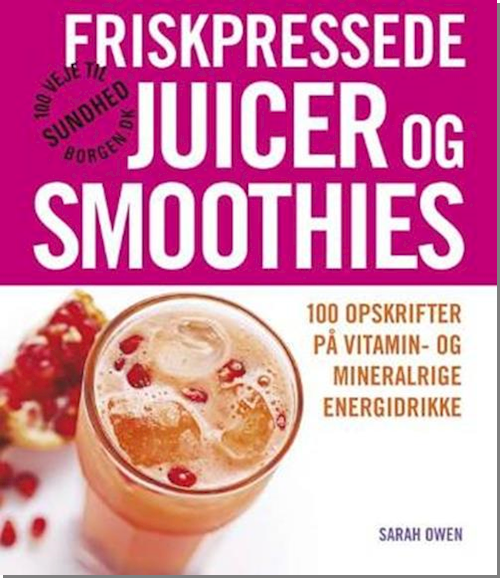 Friskpressede juicer og smoothies