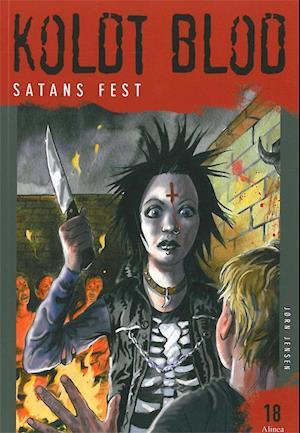 Koldt blod, Satans fest af Jørn Jensen