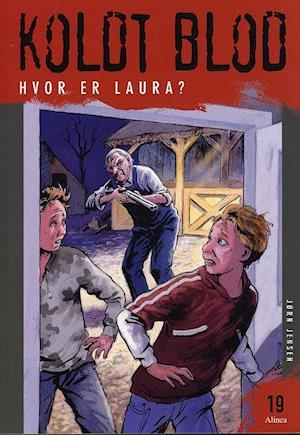 Bog, hæftet Hvor er Laura? af Jørn Jensen