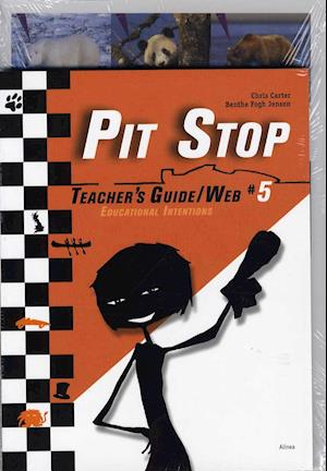 Pit stop #5. Teacher's guide/web af Bente Jensen, Christopher Carter