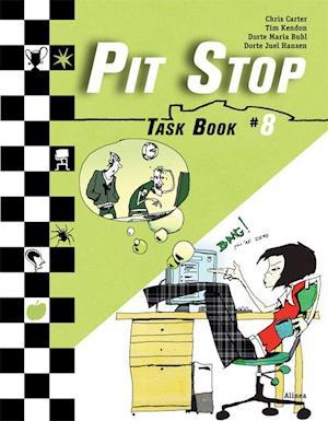 Pit stop #8. Task book af Christopher Carter, Dorte Juel Hansen, Timothy Kendon
