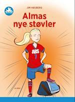 Almas nye støvler (Læseklub)