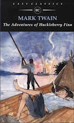 The adventures of Huckleberry Finn af Mark Twain