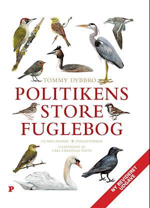 Politikens store fuglebog af Tommy Dybbro