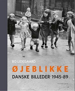 Bog, indbundet Øjeblikke af Bo Lidegaard