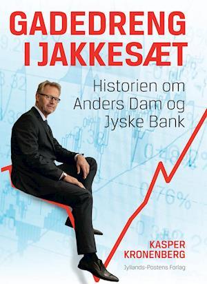 Bog, indbundet Gadedreng i jakkesæt af Kasper Kronenberg