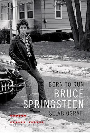 Bog, indbundet Born to Run af Bruce Springsteen