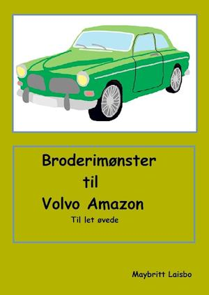Broderimønster Volvo Amazon grøn for let øvede af Maybritt Laisbo