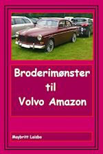 volvo amazon broderimønster