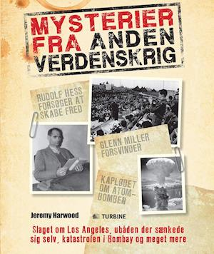 Mysterier fra anden verdenskrig af Jeremy Harwood