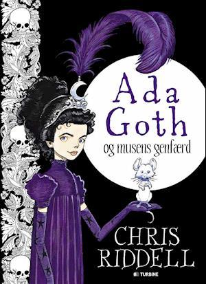 Ada Goth og musens genfærd af Chris Riddell