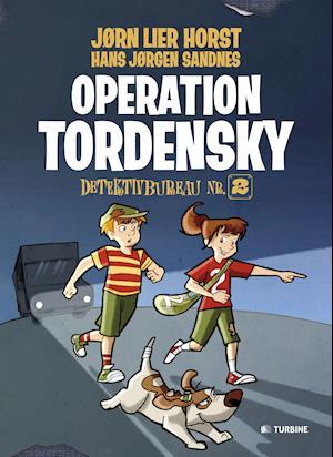 Operation Tordensky af Jørn Lier Horst