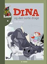 Dina og den sorte drage af Kirsten Ahlburg