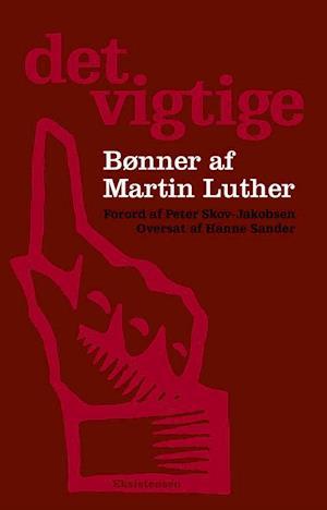 Det vigtige af Martin Luther