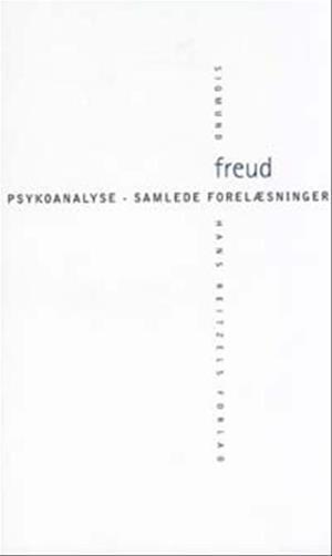Psykoanalyse af Sigmund Freud