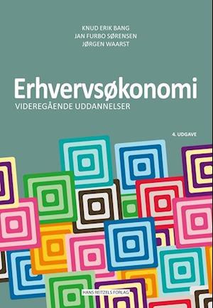 Erhvervsøkonomi - videregående uddannelser af Jørgen Waarst, Knud Erik Bang, Jan Furbo Sørensen