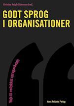 Godt sprog i organisationer