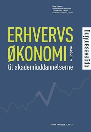 Erhvervsøkonomi til akademiuddannelserne af Jens Ocksen Jensen, Lone Hansen, Morten Dalbøge