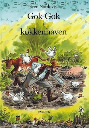 Peddersen: Gok-gok i køkkenhaven af Sven Nordqvist