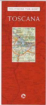 Politikens tur-kort Toscana (Politikens tur-kort)