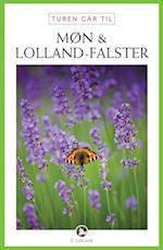 Turen går til Møn & Lolland-Falster (Politikens rejsebøger)