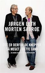 Det er derfor de knepper så meget i dette land af Jørgen Leth, Morten Sabroe