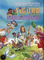 Sigurd fortæller Bibelhistorier - Lydbog MP3