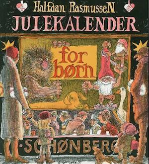 Julekalender for børn af Halfdan Rasmussen