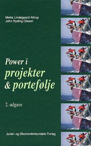 Bog, indbundet Power i projekter og portefølje af Mette Attrup Lindegaard