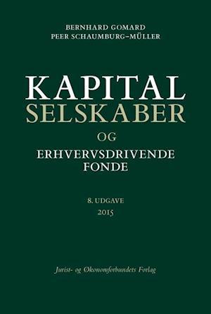 Kapitalselskaber og erhvervsdrivende fonde af Bernhard Gomard, Peer Schaumburg-Müller