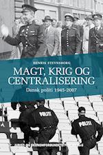 Magt, krig og centralisering af Henrik Stevnsborg