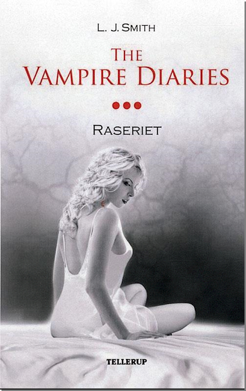 The vampire diaries. Raseriet
