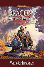 DragonLance Krøniker #1: Dragons of Autumn Twilight (Dragonlance krøniker, nr. 1)