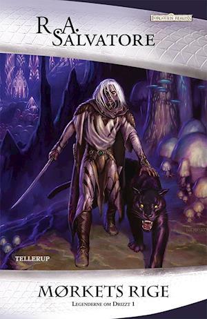 Forgotten Realms, Legenderne om Drizzt #1: Mørkets rige af R. A. Salvatore