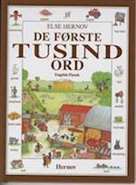 De første tusind ord - engelsk/dansk