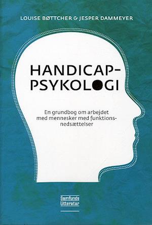 Bog, hæftet Handicappsykologi af Jesper Dammeyer, Louise Bøttcher
