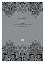 Carl Nielsen for kor af Michael Bojesen, Carl Nielsen