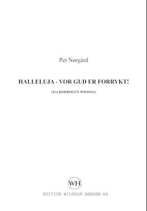 Halleluja - vor Gud er forrykt! af Adolf Wölfli, Per Nørgaard