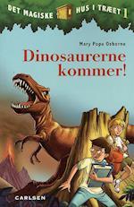 Dinosaurerne kommer! af Mary Pope Osborne