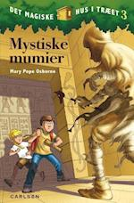 Mystiske mumier af Mary Pope Osborne