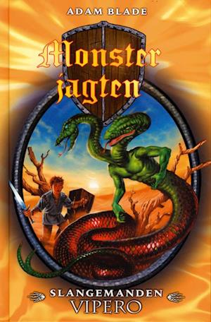 Bog, indbundet Slangemanden Viper O af Adam Blade