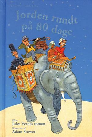 Jorden rundt på 80 dage af Jules Verne