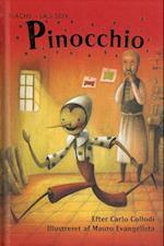 Pinocchio af Katie Daynes