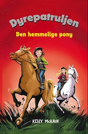 Den hemmelige pony af Kelly